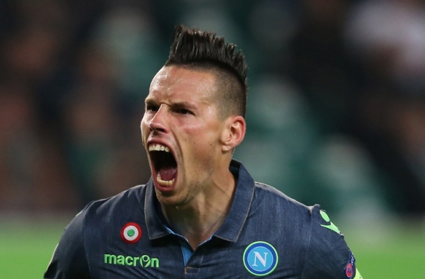 Hamsik Merasa Terganggu Dengan Rumor Ketertarikan Juventus