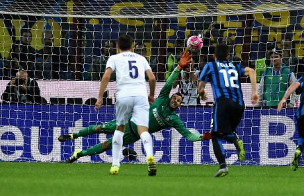 Lakukan Kesalahan Handanovic Menjadi Pesta Gol Untuk Fiorentina