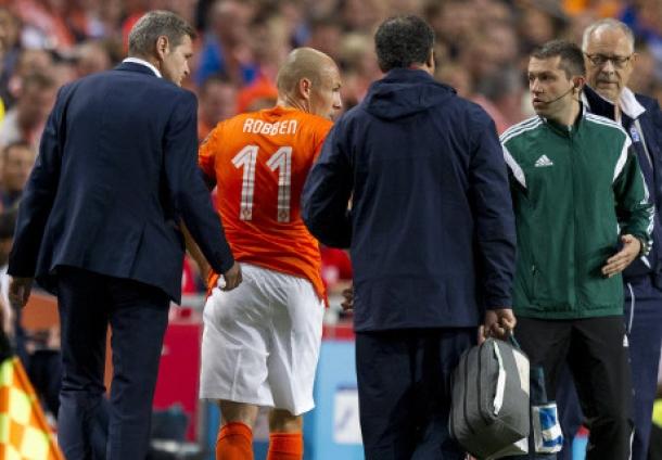 Robben Akan Balik Ke Munich Setelah Mengalami Cedera
