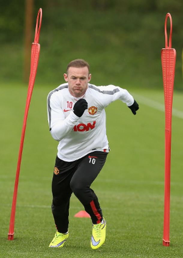 Rooney Ingin Hentikan Puasa Golnya Saat Lawan Liverpool