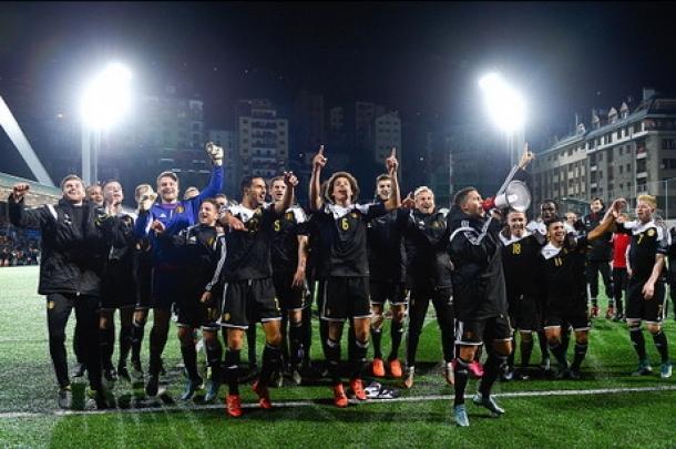 Belgia Hampir Saja Dapatkan Malam Yang Hampir Sempurna