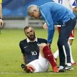 Benzema Kembali Ke Klub Dengan Membawa Masalah Cedera