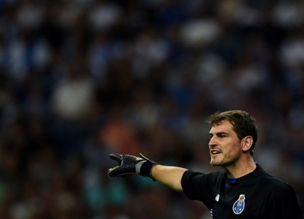 Casillas Inginkan Madrid Bertemu Porto Di Babak Knock Out