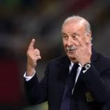 Del Bosque Merasa Lega Setelah Spanyol Memastikan Diri Lolos