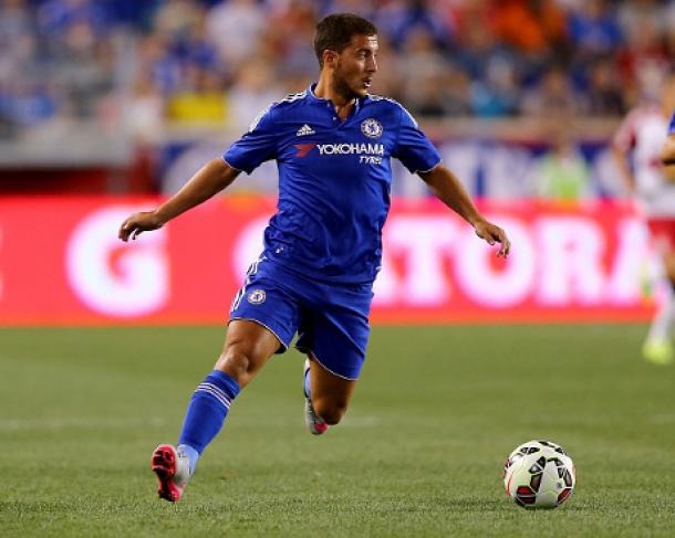 Hazard Belum Tentu Masuk Ke Line Up Chelsea