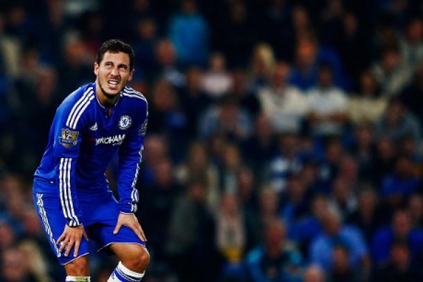 Hazard Dapat Peringatan Dari Mourinho