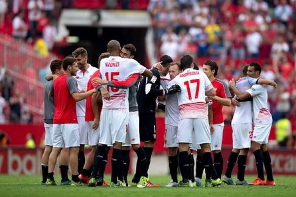 Kemenangan Atas Barca Diharapkan Menjadi Titik Balik Bagi Sevilla