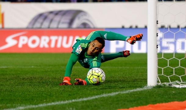 Kini Navas Sedang Sulit Kemasukan Gol Melalui Penalti