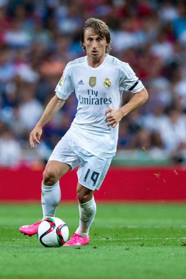 Madrid Kemungkinan Sudah Bisa Memasang Modric