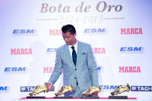 Ronaldo Akan Terus Memburu Rekor Baru