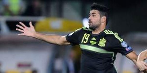 Diego Costa Kembali Bela Spanyol