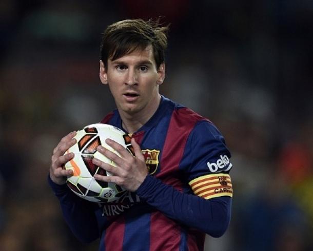 Messi Tak Bisa Perkuat Barca Di Laga El Clasico