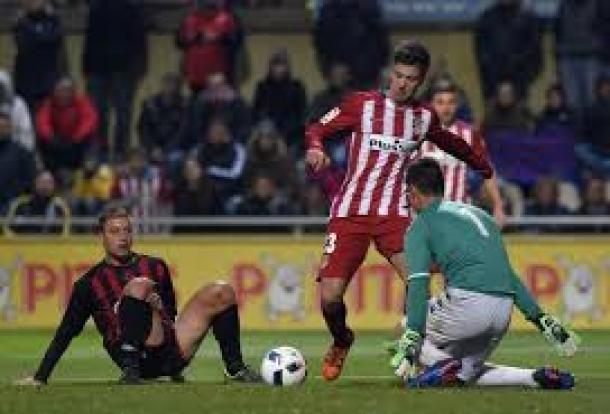 Atletico Madrid Menang Atas Reus Deportiu Di Copa Del Rey