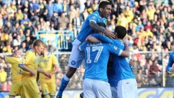 Review Frosinone Vs Napoli