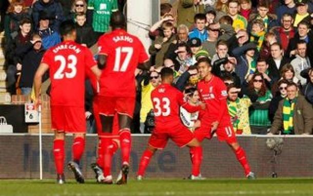 Review Norwich City Vs Liverpool