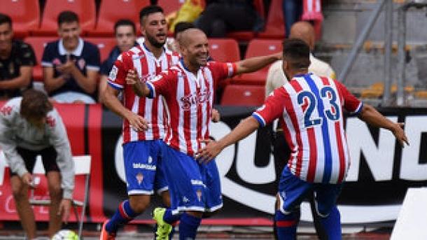 Review Sporting Gijon Vs Real Sociedad
