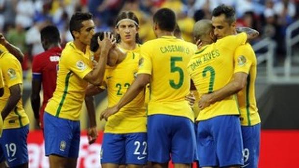 Review Brasil Vs Haiti