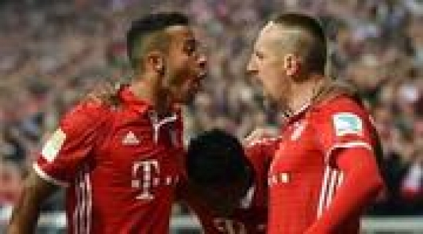 Prediksi Hamburger SV Vs Bayern Munchen