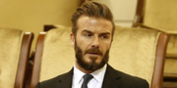 Beckham Segera Pulang Ke Madrid