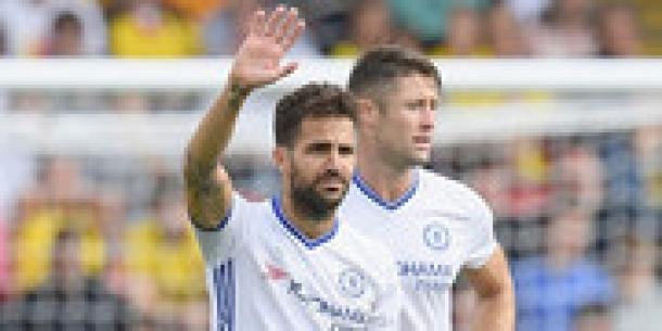 Chelsea Siap Lepas Fabregas Ke Milan