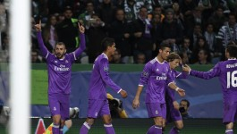 Preview Sporting CP vs Real Madrid