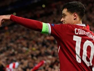 Nike Sampaikan Soal Coutinho
