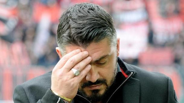 Gattuso Akui Tak Senang Milan Dipuji
