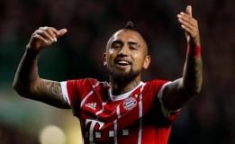 Vidal Ikut Merasa Kesal Saat Melihat Penalti Real Madrid