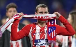 Griezmann Memang Aset Penting Bagi Atletico Madrid