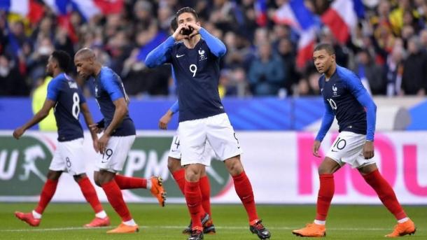 Lacazette Dan Martial Dicoret Dari Skuad Prancis