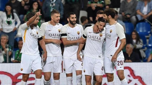 Roma Akhiri Musim Dengan Kemenangan Atas Sassuolo