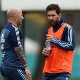 Akankah Sampaoli Akan Dipecat Setelah Ditolak Para Pemain Argentina