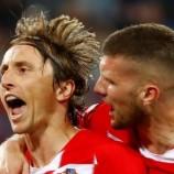 Kroasia Percaya Diri Bisa Melangkah Jauh Setelah Raih Kemenangan Pada Laga Pertama