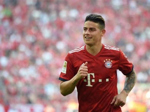Bersama Bayern James Ingin Memburu Gelar Juara Liga Champions