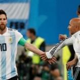 Kesalahan Argentina Ada Pada Sampaoli