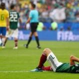 Meksiko Kembali Hanya Mampu Mencapai Babak 16 Besar Piala Dunia