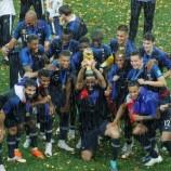 Prancis Mampu Menunjukkan Mental Juara
