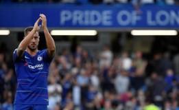 Hazard Tertantang Dengan Kehadiran Sarri
