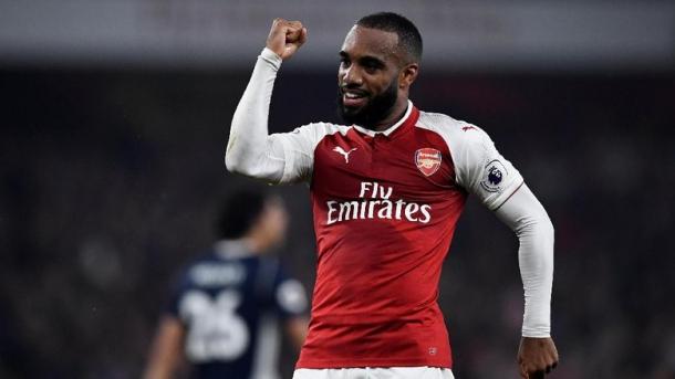 Pekan Ini Bisa Saja Lacazette Hengkang Dari Arsenal