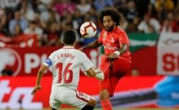 Madrid Kesakitan Saat Kalah Dari Sevilla