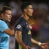 Setelah Dapatkan Kartu Merah Ronaldo Tak Perlu Membuktikan Apapun
