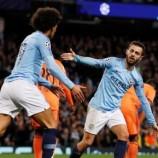 Silva Sebut City Bukan Favorit Juara Di Kancah Liga Champions