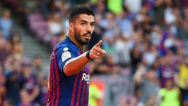 Suarez Sudah Tak Berniat Merayakan Gol Karena VAR