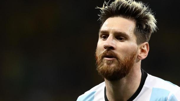 Sebelum Kembali Ke Timnas Argentina Messi Hanya Butuh Menenangkan Diri Saja