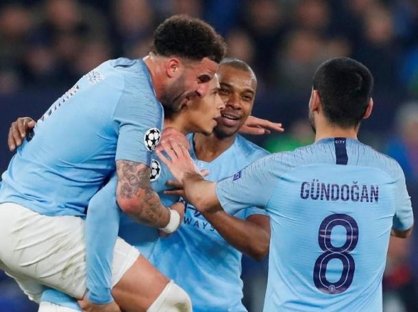 Guardiola Percaya VAR Atas Dua Penalti Schalke