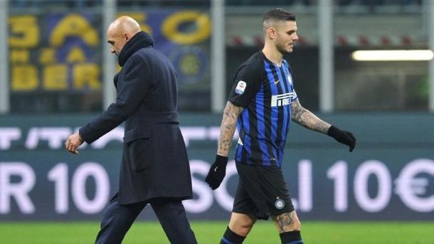 Inter Dan Icardi Sampai Kini Masih Mencari Solusi Terbaik