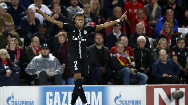 Mbappe Masih Setia Pada PSG