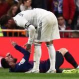 Pique Sebut Bibir Messi Berdarah Setelah Terkena Sikutan Ramos