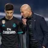 Zidane Tak Real Asensio Pergi Dari Madrid