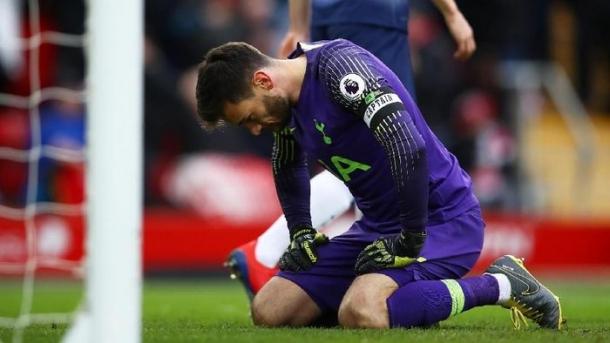 Gol Kemenangan Liverpool Menjadi Tanggun Jawab Lloris